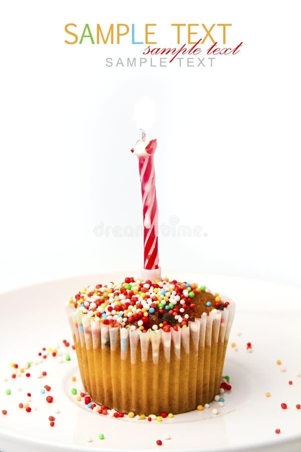 Concepto del feliz cumpleaños foto de archivo libre de regalías