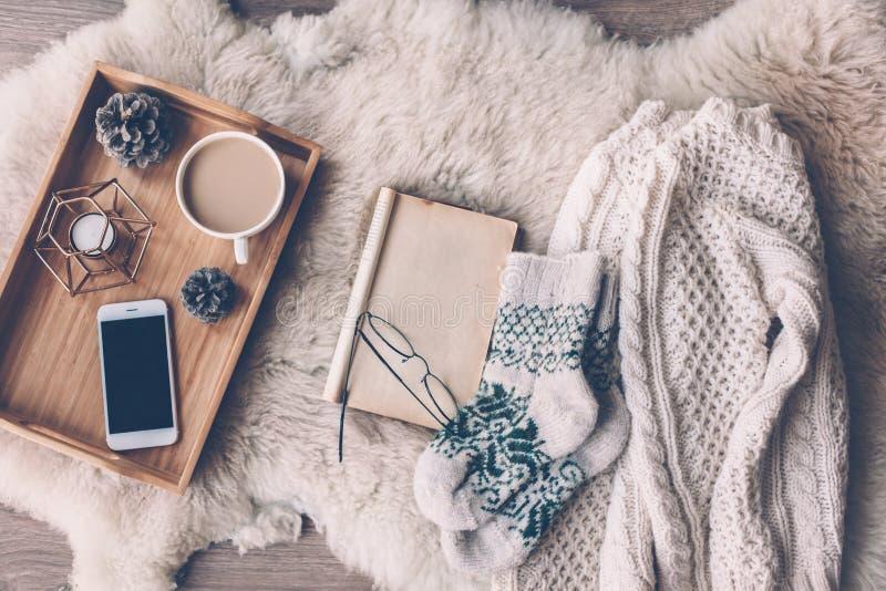 Concepto del fin de semana del invierno fotos de archivo libres de regalías