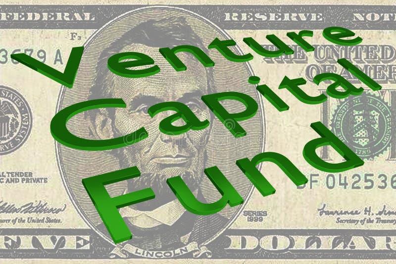Concepto del fondo de capital de riesgo  stock de ilustración