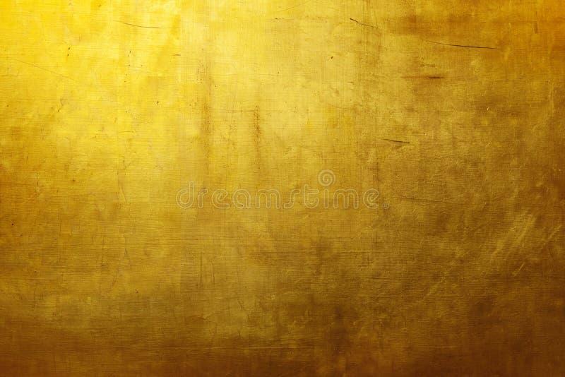 Concepto del fondo del papel pintado de la textura del oro fotografía de archivo libre de regalías