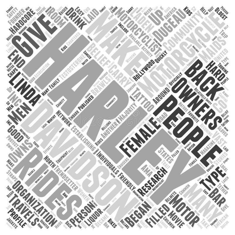 Concepto del fondo del texto de la nube de la palabra stock de ilustración