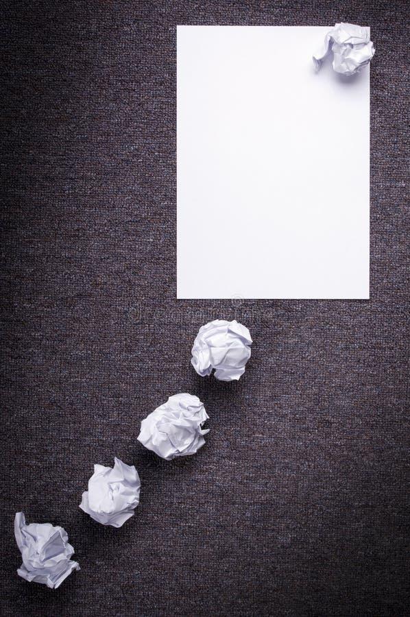 Concepto del globo del pensamiento de la idea fotografía de archivo libre de regalías