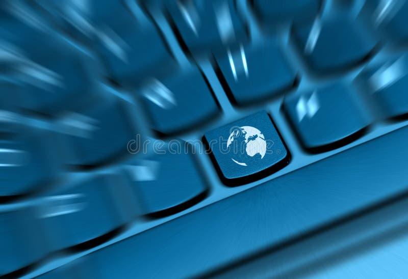 Concepto del Internet imagen de archivo libre de regalías