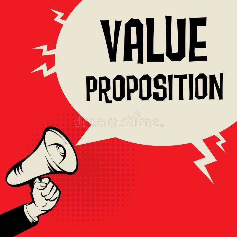 Concepto del negocio del asunto del valor stock de ilustración