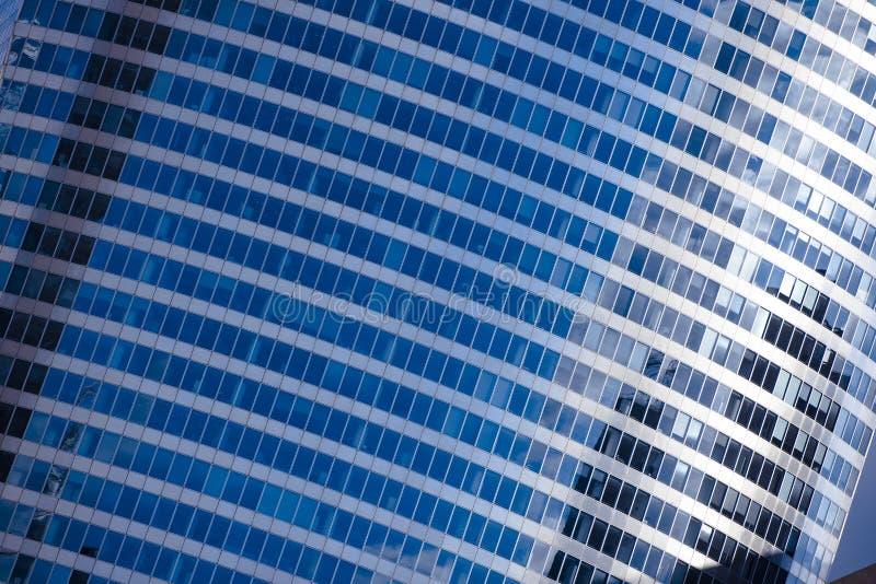 Concepto del negocio - edificio corporativo imagen de archivo libre de regalías