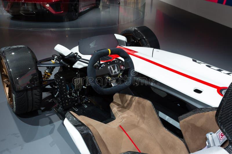 Concepto 2015 del proyecto 2&4 de Honda imágenes de archivo libres de regalías