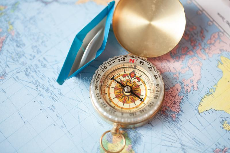 Concepto del turismo, viaje en todo el mundo imagen de archivo