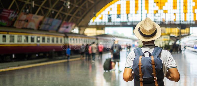 Concepto del viaje de Bangkok fotografía de archivo libre de regalías