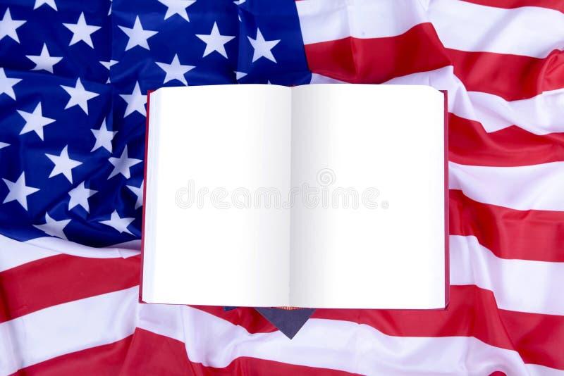 Concepto educativo americano de la foto de las ediciones foto de archivo libre de regalías