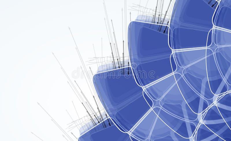 Download Concepto Para El Negocio Corporativo Y El Desarrollo De La Nueva Tecnología Ilustración del Vector - Ilustración de innovación, comunicación: 41918962