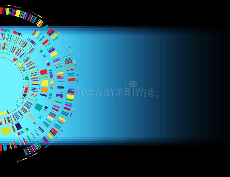 Download Concepto Para El Negocio Corporativo Y El Desarrollo De La Nueva Tecnología Ilustración del Vector - Ilustración de mecanismo, futuro: 41918974