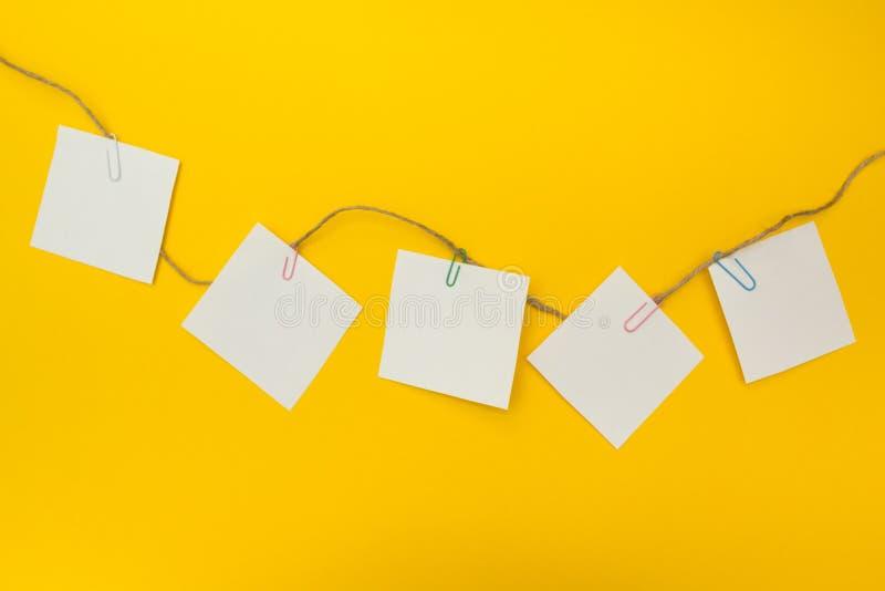 Concepto para un negocio simple Espacio para el texto imagen de archivo libre de regalías