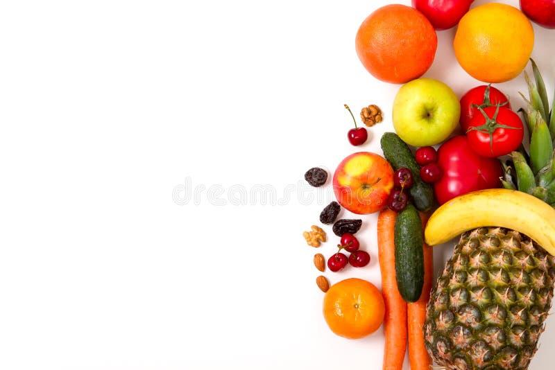 Concepto sano del alimento fotos de archivo libres de regalías