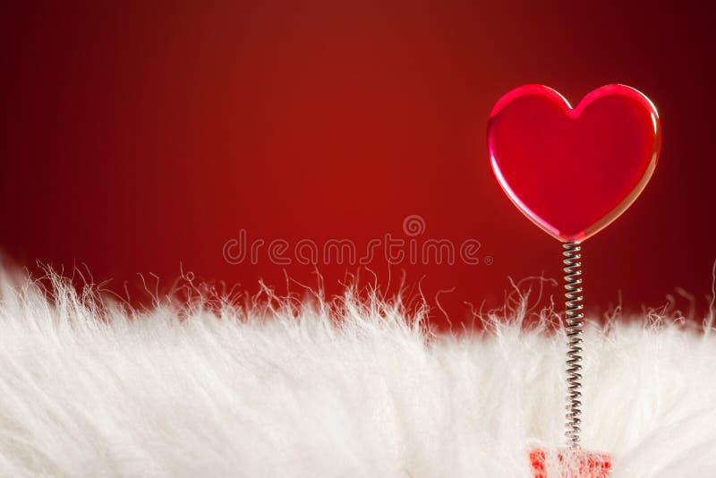 Concepto simple del amor foto de archivo libre de regalías