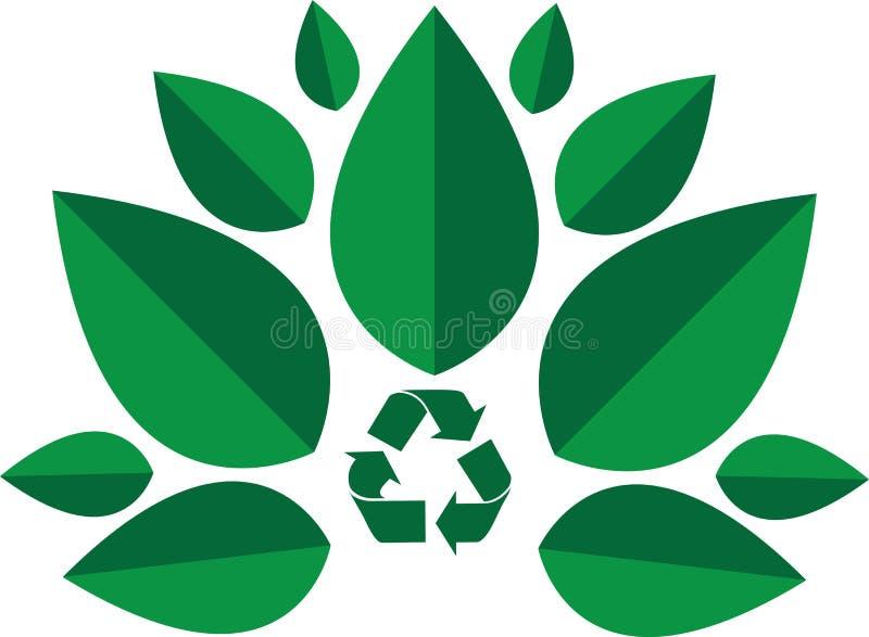 Concepto verde libre illustration