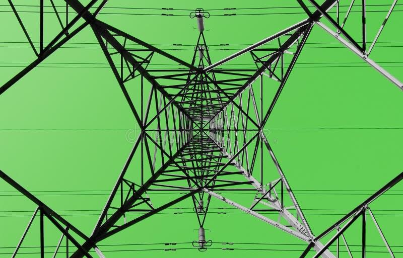 Concepto verde de la energía fotos de archivo libres de regalías