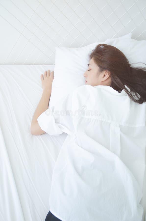 Conceptos de la salud en sueño foto de archivo libre de regalías