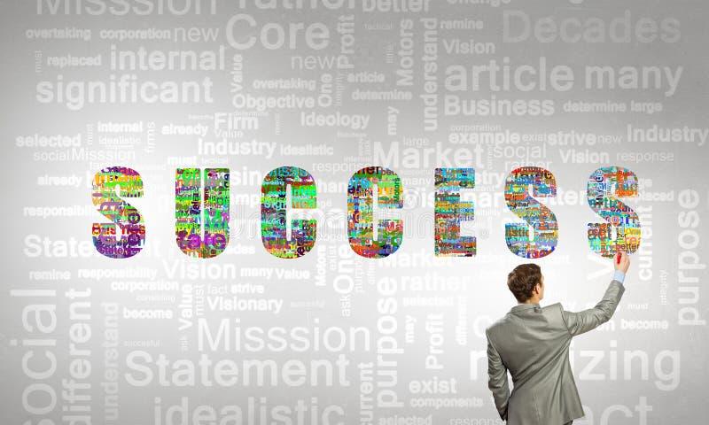 Concepts clé à votre succès photo libre de droits