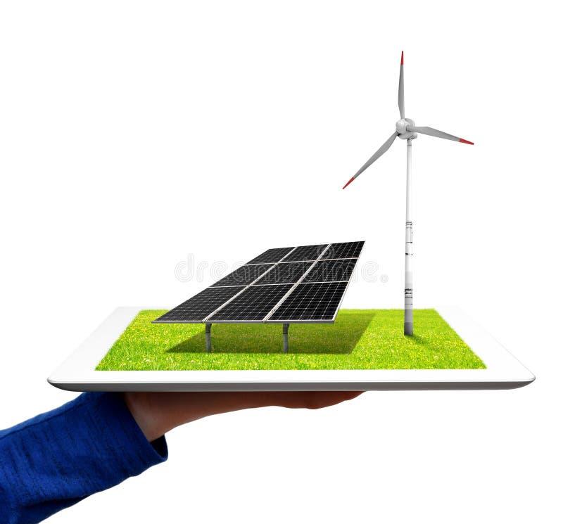 Concepts d'énergie photographie stock