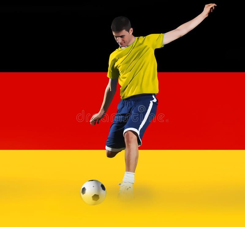 Concepts du football photos libres de droits