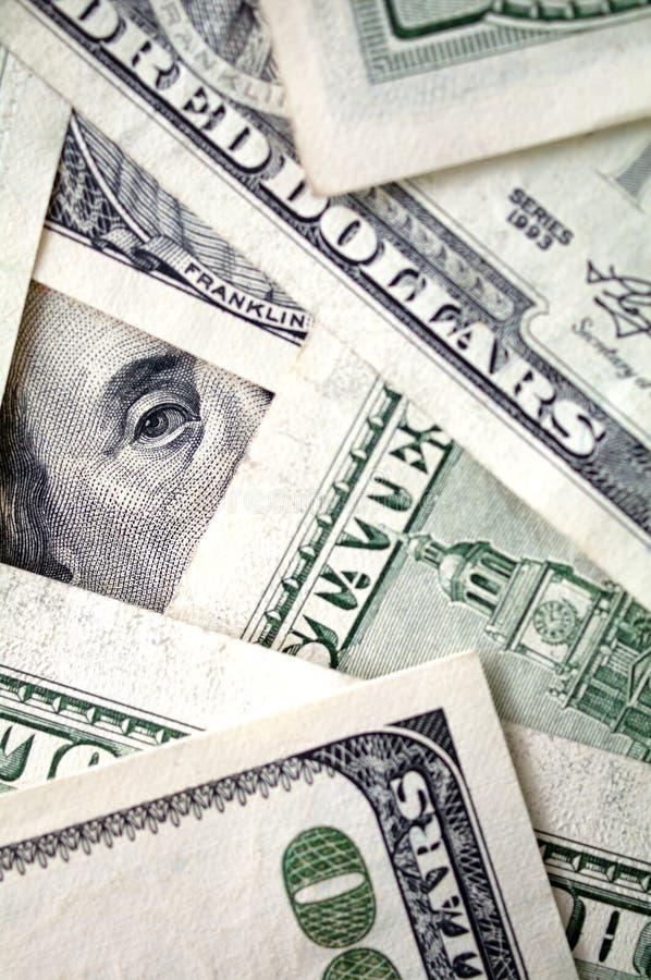 Conceptual dollar photo royalty free stock photo