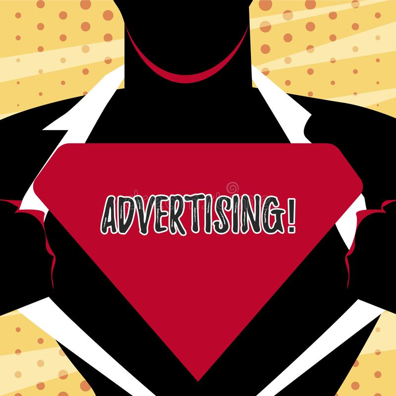 Advertising writing company