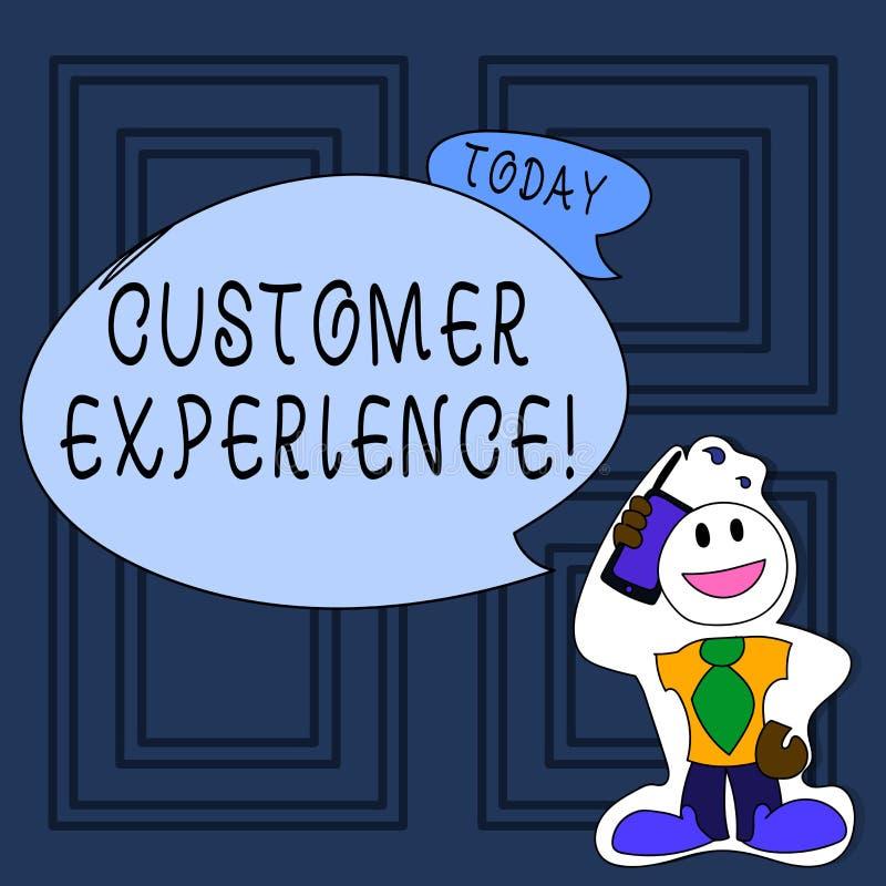 Customer service experience essay