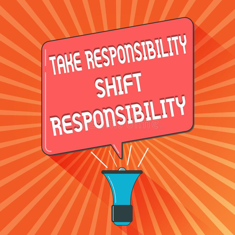 No excuses tell the truth, take responsibility and have no regrets. stop  lying being responsible and taking responsibilities
