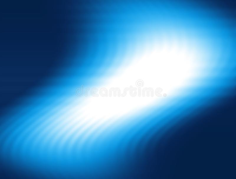 Blue Background. Conceptual Image: Blue and White Background vector illustration