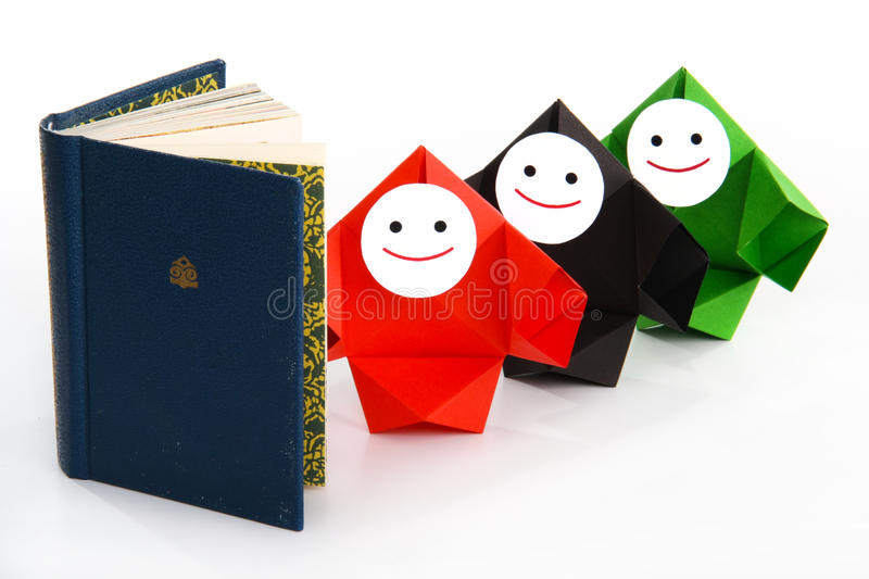 Conceptual Image Of Books And Studying Royalty Free Stock Images