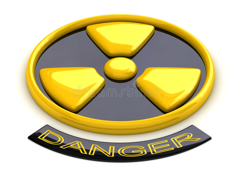 Download Conceptual Radioactive Sign Stock Illustration - Image: 3211014