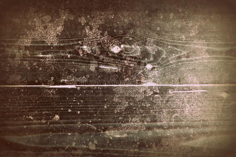 Vintage Grungy old conceptual scratched floor boards abstract texture background stock photos