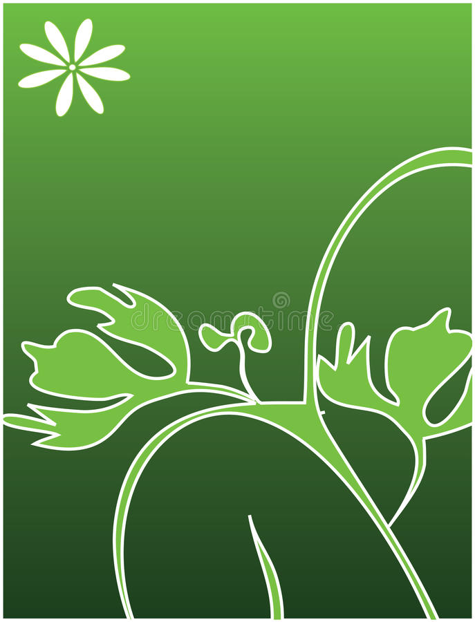Download Conceptual symbol. Leaves stock vector. Image of nature - 10501237