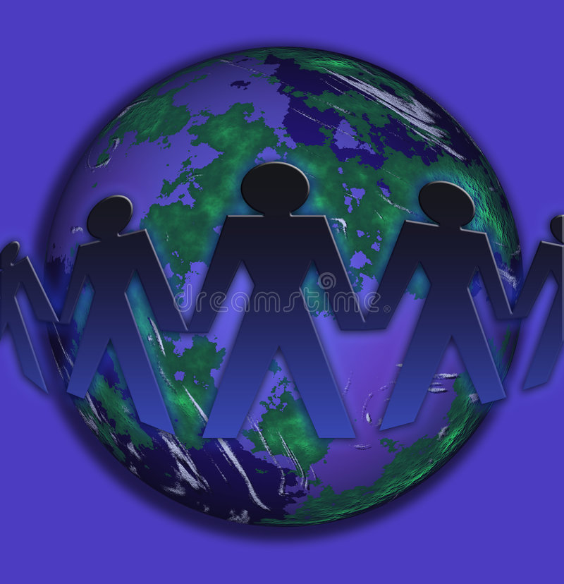 Download Conceptual world trading stock illustration. Image of shaking - 67036