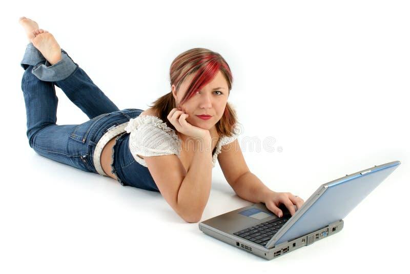 Download Concerned стоковое изображение. изображение насчитывающей женщина - 490137