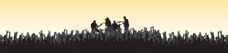 Concert 20 images libres de droits