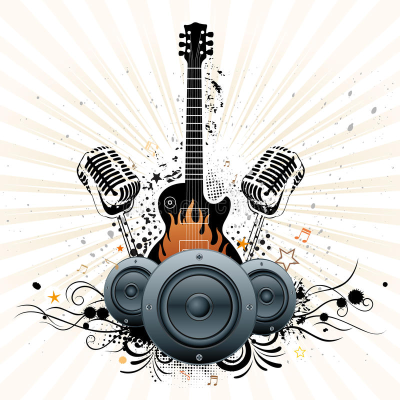 Free Concert Background Stock Photography - 18567562