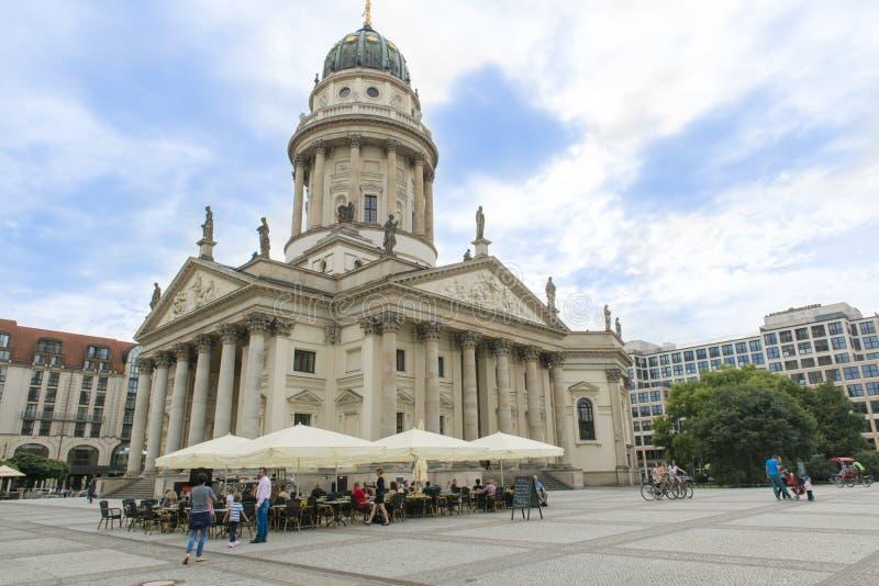 Gendarmenmarkt - Concert Hall - stock photo
