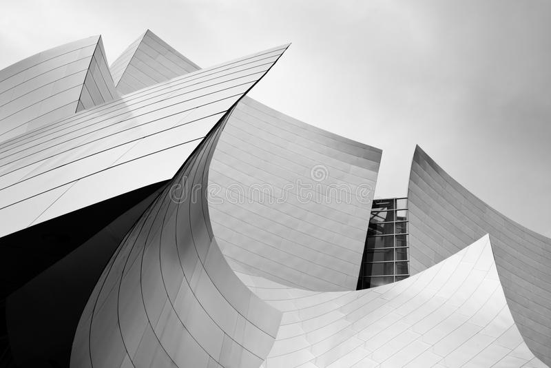 Download Concert Hall, Los Angeles, California Royalty Free Stock Photography - Image: 11968787