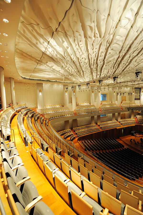 Free Concert Hall Of China National Grand Theater Stock Photos - 21378123