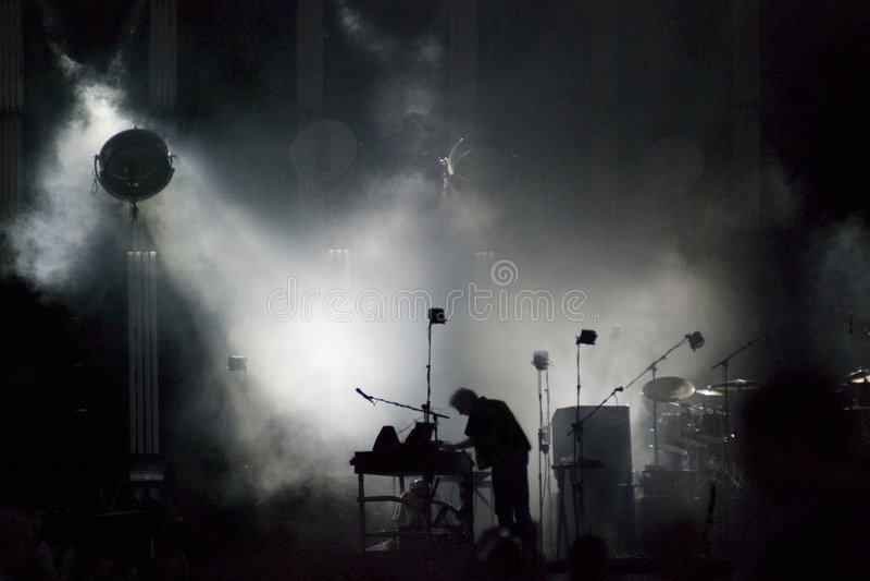 concert live στοκ φωτογραφία με δικαίωμα ελεύθερης χρήσης