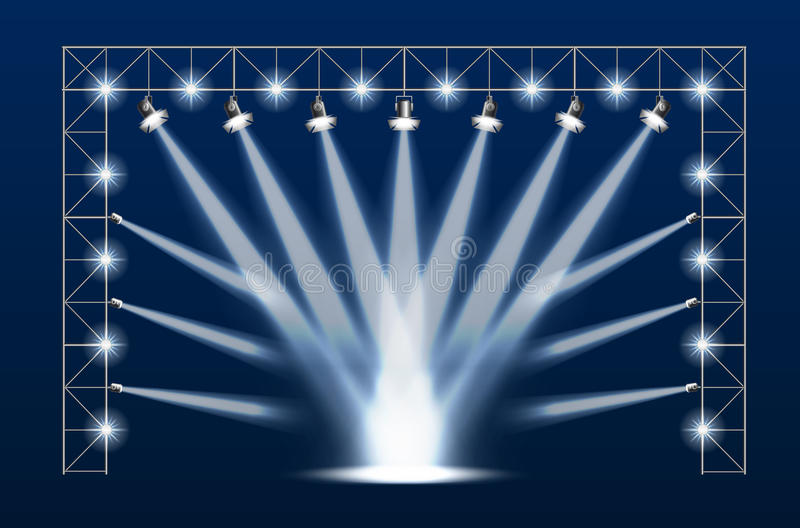 Download Concert Scene Royalty Free Stock Photos - Image: 33343138
