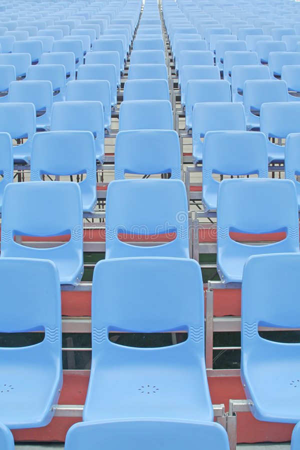 Download Concert Seats That Are Vacant Stock Photo - Image: 5448180