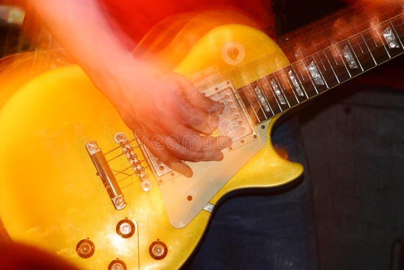 Concert sous tension images libres de droits