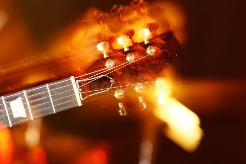 Concert sous tension photographie stock libre de droits