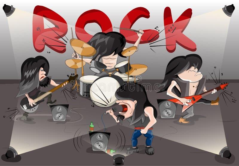 concerto royalty illustrazione gratis