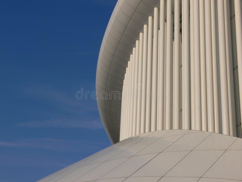 Concertzaal Luxemburg royalty-vrije stock fotografie