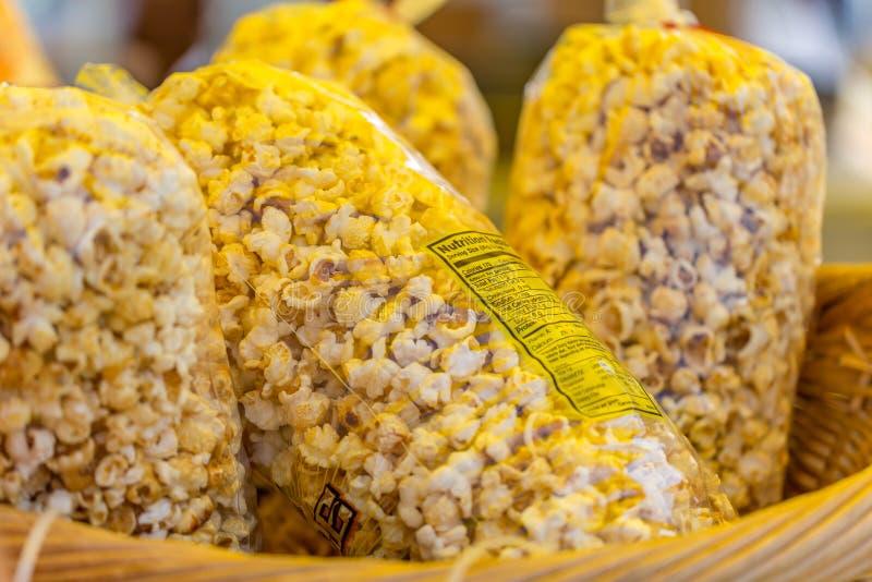 Concessioni di festival dell'arachide fotografia stock libera da diritti