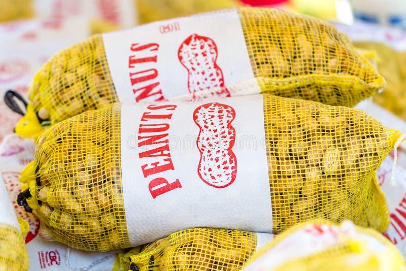 Concessioni di festival dell'arachide immagini stock libere da diritti