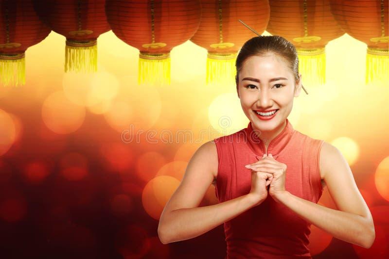 concetto cinese felice del nuovo anno fotografia stock
